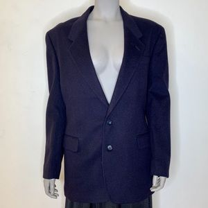 New men's cashmere blazer.